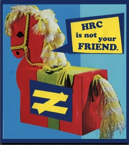 hrc is not your friend