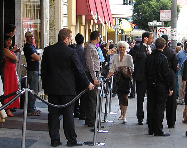 san francisco's elite queue up to the cordon to enter ruby skye